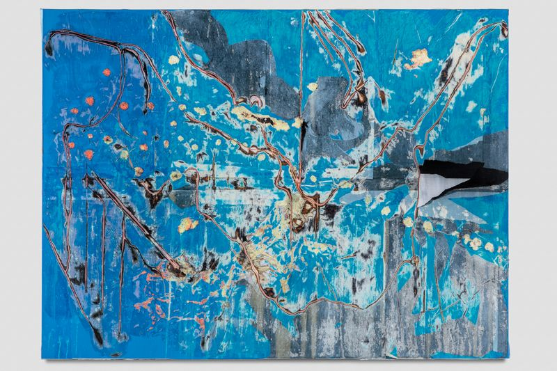 exhibitions mark bradford mark bradford hauser wirth