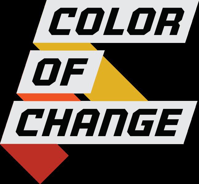 Color Of Change Logo