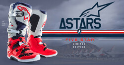 Sepatu Cross Alpinestars Tech 7 LE Five Star